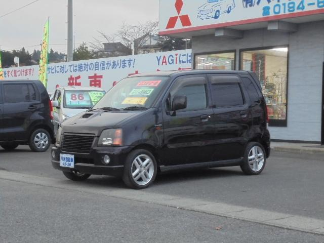 スズキ RRリミテッド 4WD