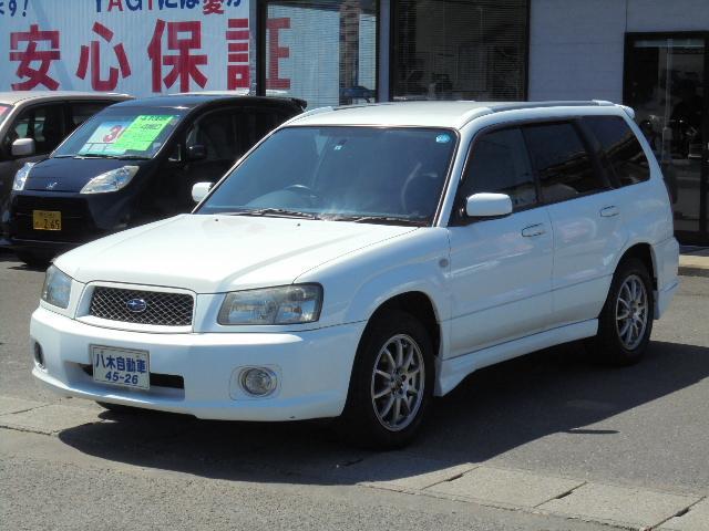 スバル クロススポーツ2.0i 4WD