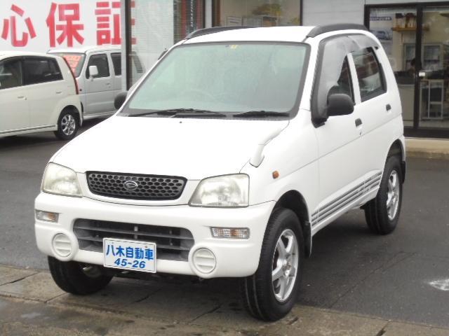 ダイハツ CL 4WD  5MT ターボ ETC