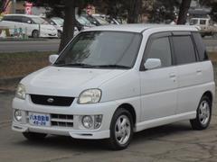 プレオLS ETC ナビ ABS CD 4WD