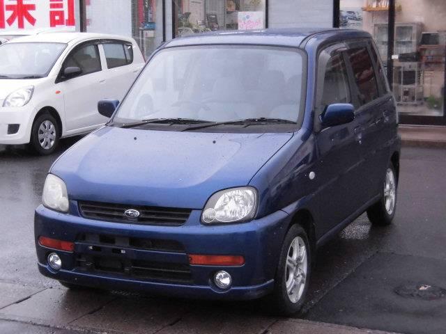 スバル L MDスタイル フォグランプ エコモード付 4WD