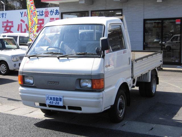 日産 GL 切替式4WD・4L付 ワンオーナー 4WD