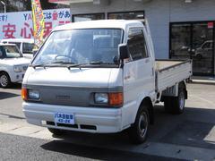 バネットトラックGL 切替式4WD・4L付 ワンオーナー 4WD