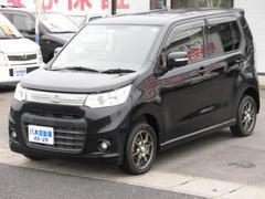 ワゴンRスティングレーT フォグランプ HID 社外ナビ 4WD