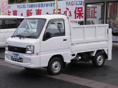 サンバートラックTB パワーゲート エアコン パワステ パートタイム4WD