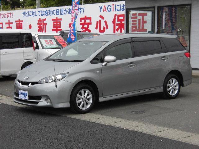 トヨタ 1.8S 純正ナビ TV ETC ワンオーナー 4WD