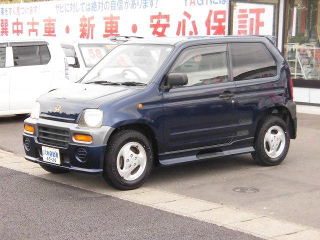 ホンダ ベースグレード CD Wエアバック アルミホイール 4WD