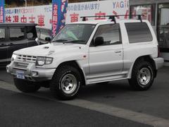 パジェロメタルトップワイド ZR フォグランプ ETC 4WD
