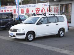 サクシードバンU エアコン Wエアバック ナビ CD 4WD