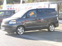 ヴォクシー福祉車両サイドアップシート ツインサンルーフ 4WD