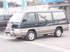 キャラバンコーチフウライボウ ツインサンルーフ CD 3列シート 4WD