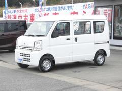 NV100クリッパーバンDX 登録届け出済み未使用車 エアコン 4WD