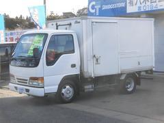 エルフトラック冷凍冷凍車