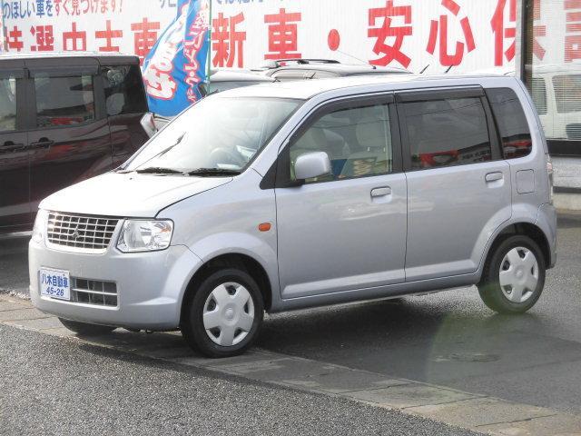 三菱 M Wエアバック CD キーレス シートヒーター 4WD