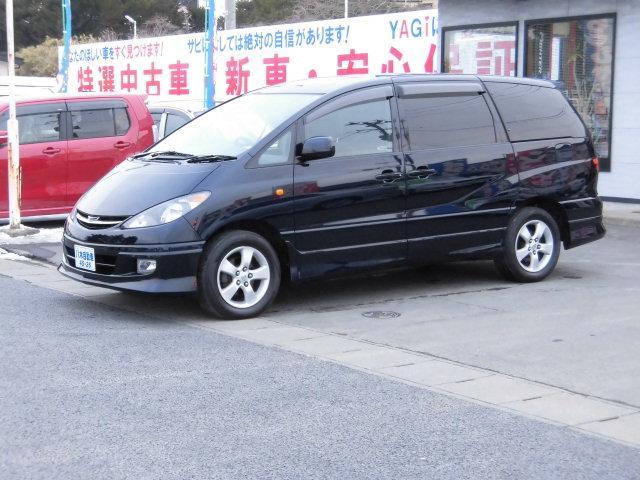 トヨタ アエラス ETC ナビ TV バックカメラ 4WD