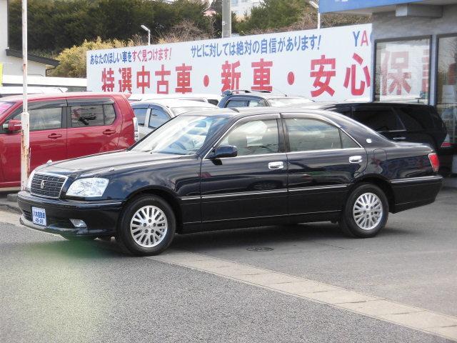 トヨタ ロイヤルエクストラFourリミテッド ナビ ETC 4WD