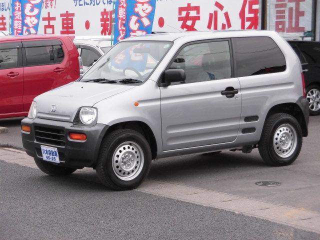 ホンダ ターボ CD Wエアバック 4WD