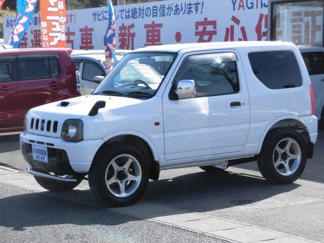 マツダ XL ターボ 社外アルミ Wエアバック 4WD