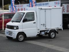 ミニキャブトラック保冷車 オートマ 4WD エアコン
