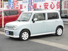 アルトラパンX プッシュスタート 社外ナビ TV 4WD