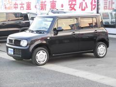 アルトラパンG プッシュスタート インテリキー 4WD
