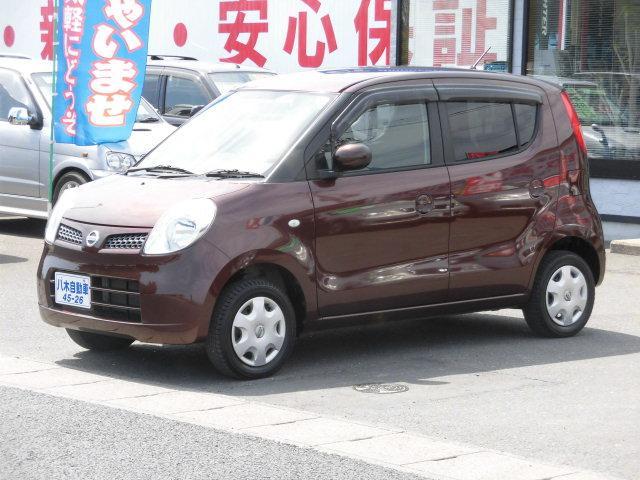 日産 E FOUR ショコラティエセレクション 4WD