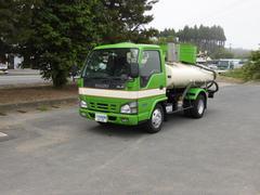 エルフトラックバキュームカー