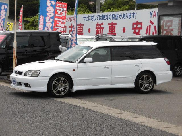 スバル GT-B E-tune 4WD