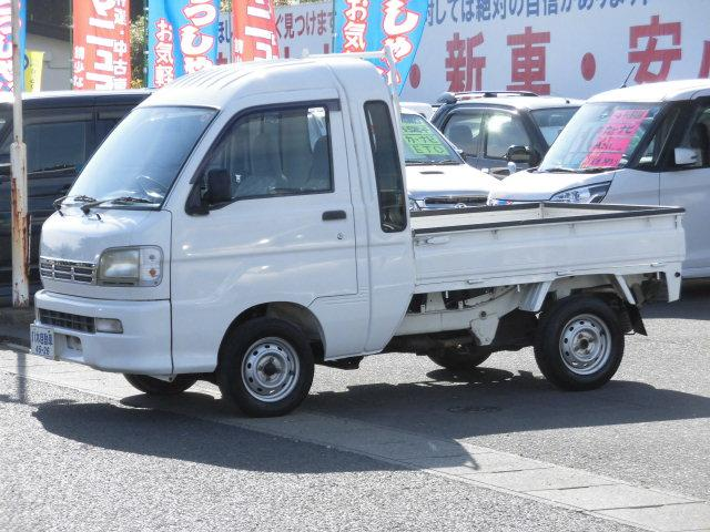 ダイハツ ジャンボ パワステ エアコン 4WD