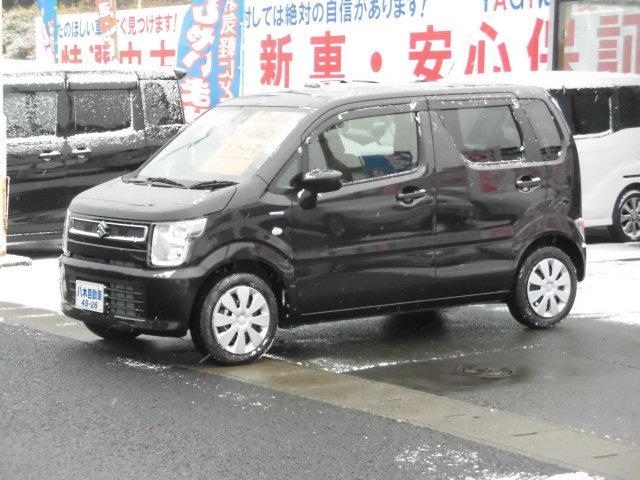スズキ ハイブリッドFX 4WD