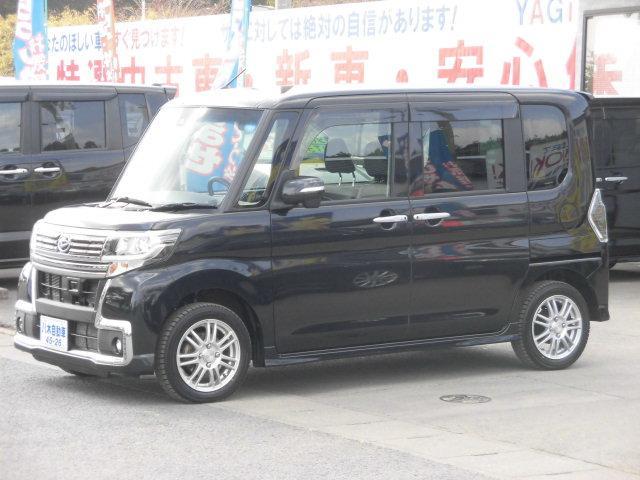 ダイハツ カスタムX トップエディションSAII 4WD