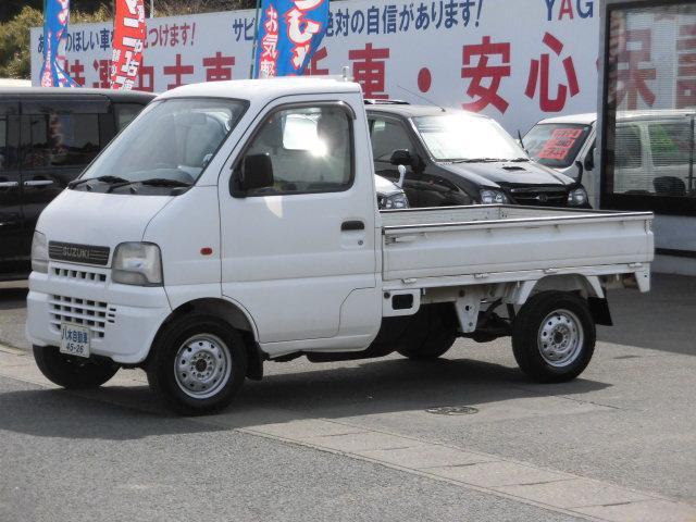 スズキ KUスペシャル 4WD