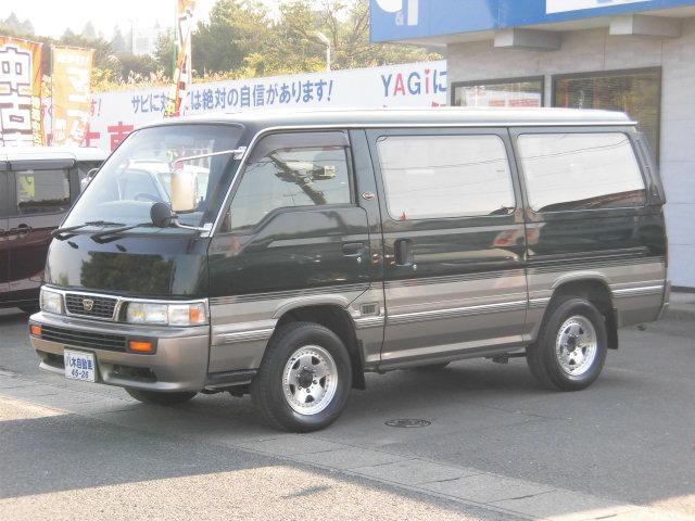 日産 GTクルーズ 4WD