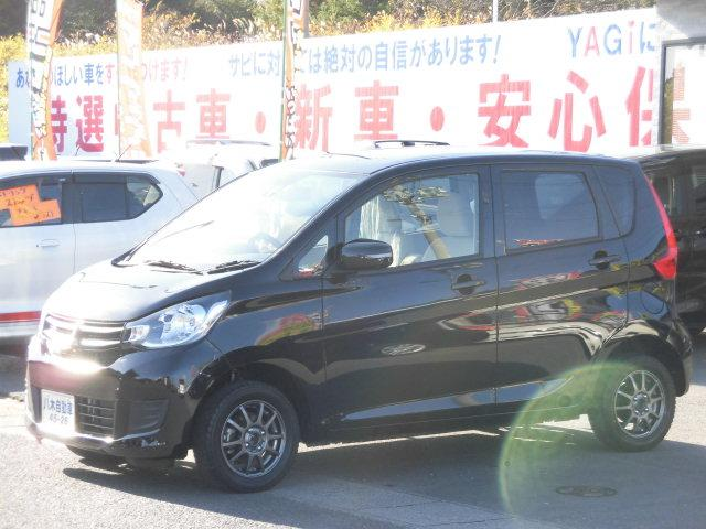 「三菱」「eKワゴン」「コンパクトカー」「岩手県」の中古車