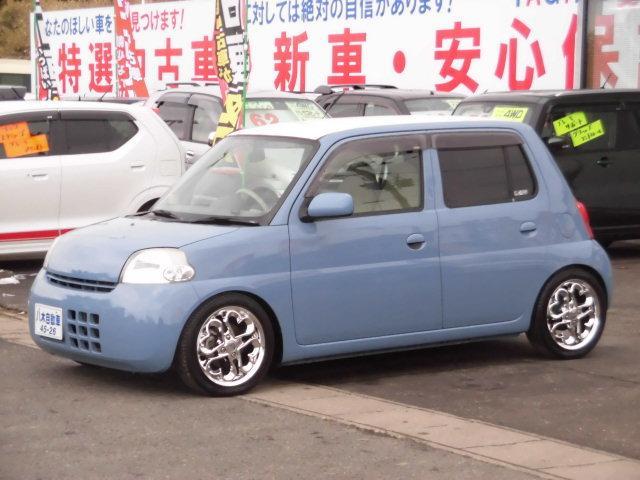 ダイハツ L 4WD