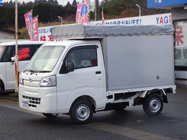 ダイハツ  パネルバン エアコン パワステ 4WD