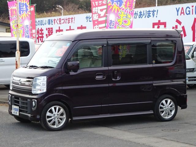 日産 E 左側パワースライドドア ナビ TV 4WD