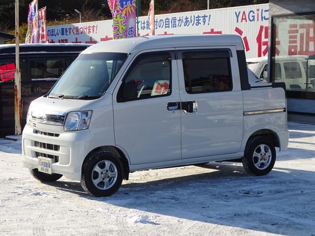 ダイハツ デッキバンG 社外ナビ TV ETC 4WD