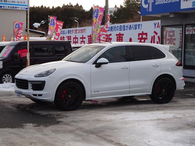 ポルシェ GTS ナビ TV ETC HID インテリキー 4WD