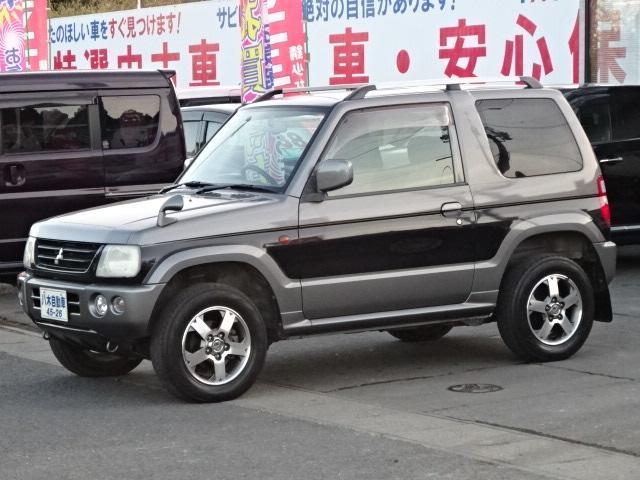 三菱 スペシャルカラーエディション XR アルミホイール オートマ キーレス 4WD