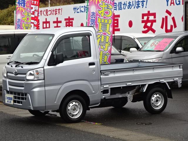 ダイハツ スタンダード パワステ エアコン 社外アルミ 切替式4WD