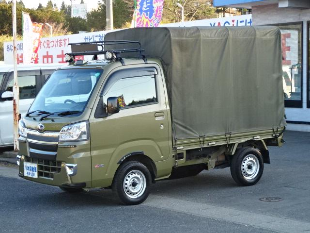 スバル TCスマートアシスト キーレス 荷台作業灯 4WD