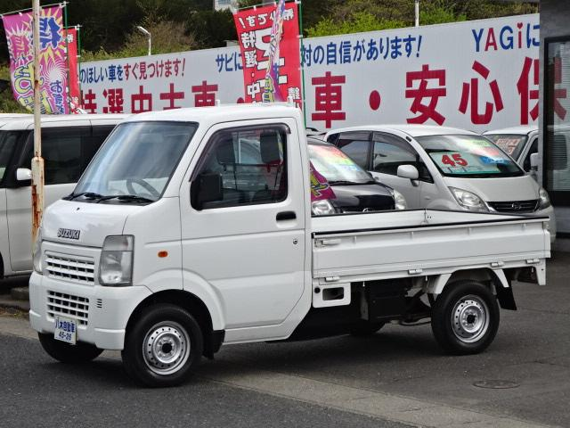 スズキ KC 切替式4WD