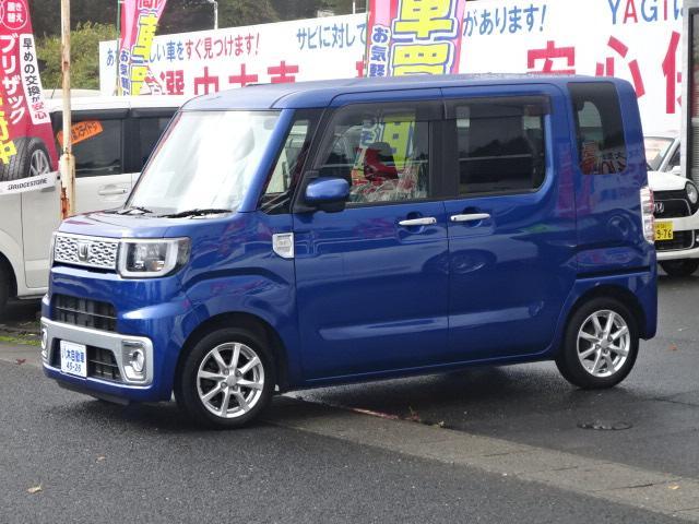 ダイハツ X ワンオーナー ナビ TV HID スマートキー 4WD