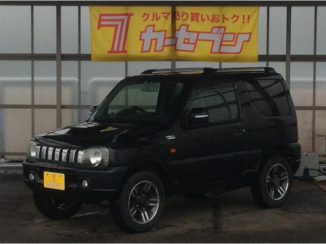 スズキ ワイルドウインド 4WD CDチューナー