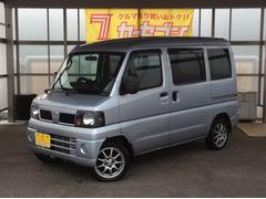 クリッパーバンDX 4WD 5速マニュアル 純正ラジオ 冬タイヤ付