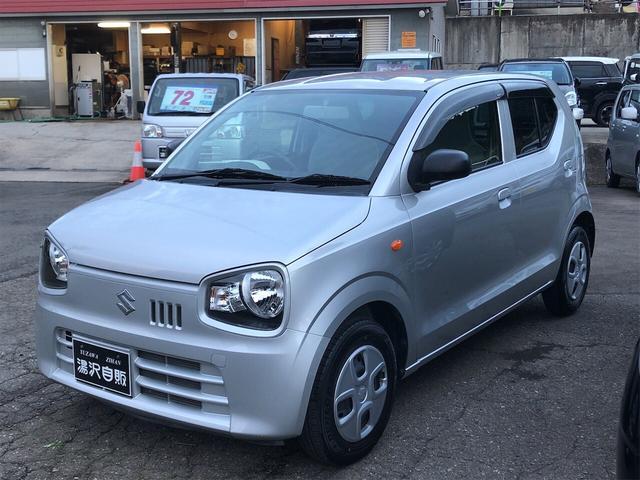 スズキ L 4WD キーレス CDオーディオ シートヒーター アイドリングストップ