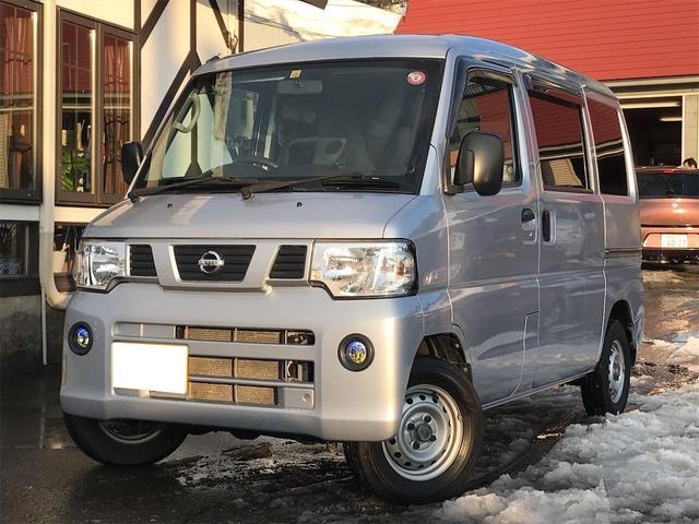 日産 DX 4WD オートマ SDナビ・テレビ バックモニター ETC エンジンスターター