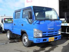 エルフトラック4WDDT WキャブFFローSG1.5tWタイヤ 外装仕上済