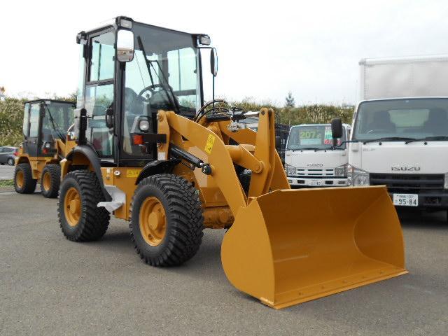 日本その他 CATホイールローダー901C2除雪仕様0.5立米150h